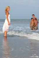 Family Beach Portrait Photography on Hilton Head by Jim Crotty
