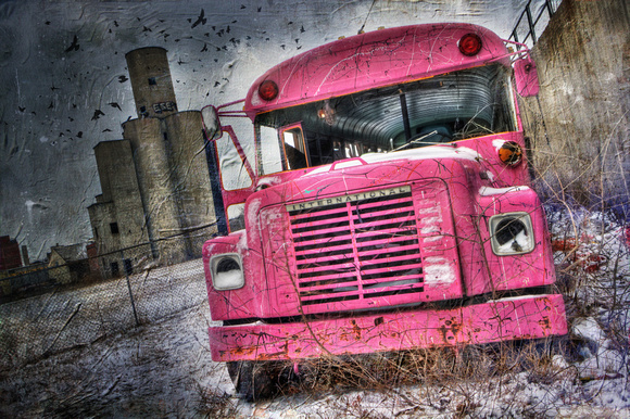 Urban Decay | Digital Art Photography by Jim Crotty
