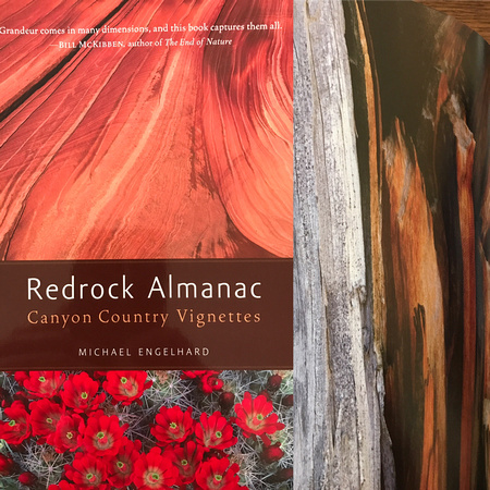 "Stock Photography by Jim Crotty published in ""Redrock Almanac"""