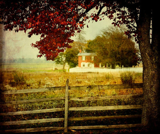 Autumn at Gettysburg by Jim Crotty