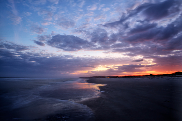 December Sunset on Hilton Head by Jim Crotty 1